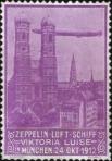 Briefmarke: München