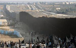 Gaza-Mauer