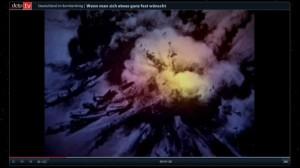 Bomber-Explodiert